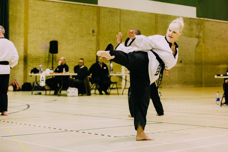 Martial art Photography